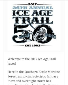 Ice Age Trail 50